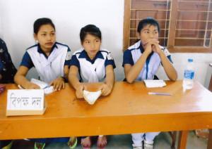 Don Bosco High School Bandarban Debating Team