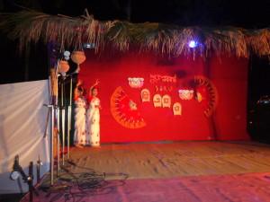 Creative Stage of Pohela Boishakh