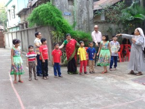 Easter Get Together Kids' Game