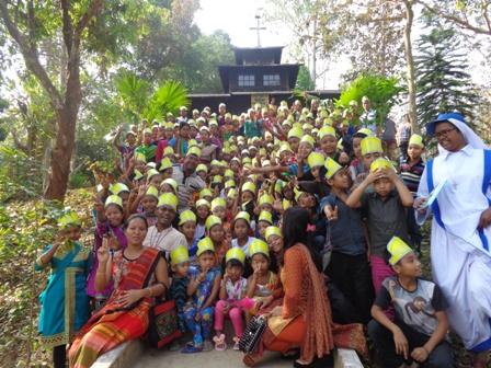 Holy Childhood Seminar Bandarban