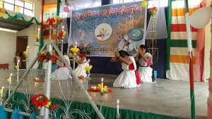 Inter School Cultural Competition, Thanchi- Dance