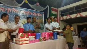 Inter School Cultural Competition, Thanchi- Prize Giving