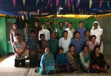 Group photo of Seminar on Pastoral Theme in Najirampara