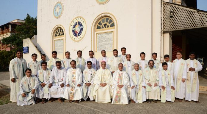 Presbyter of Chittagong Archdiocese