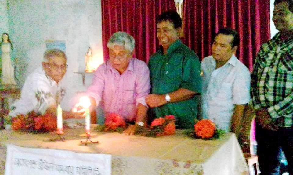 Inauguration of Shahebganj Christian Co-operative Society